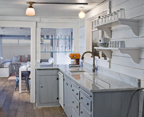 Seattle Kitchen Remodel • DP Palmer General Contractor
